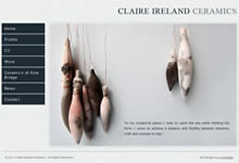 Claire Ireland Ceramics