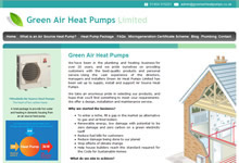 Green Air Heat Pumps