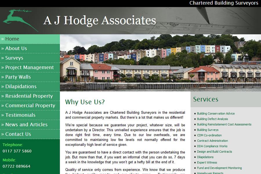 A J Hodge Associates