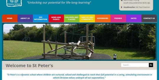 St Peters Primary School