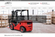 HC Forklifts UK