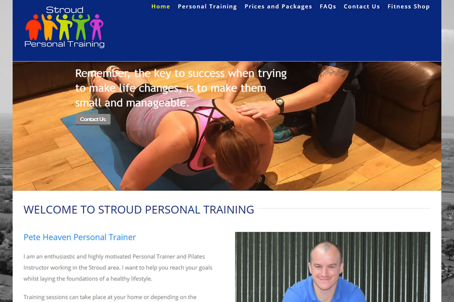 stroud-personal-training