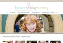 Becket Hall Day Nursery