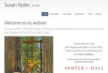 Sue Ryder, Artist