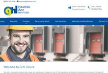 GHL Industrial Doors
