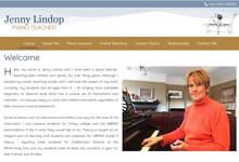 Jenny Lindop Piano Teacher