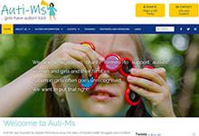 Auti-Ms: Girls have autism too!